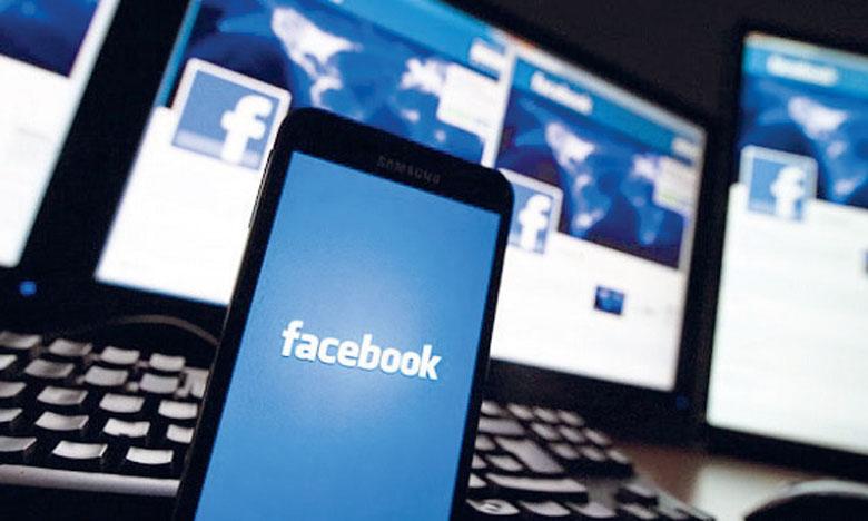 Facebook indique que les données de localisation permettent aux utilisateurs de partager le lieu où ils se trouvent ou de faire des recherches dans un certain périmètre. Ces informations «nous aident à mettre en avant des contenus plus appropriés et à améliorer les publicités», détaille le réseau. Ph : DR