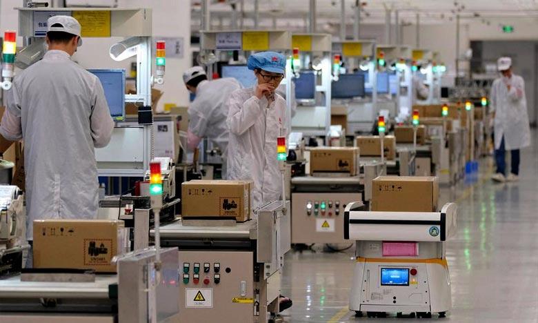 Le géant chinois des télécoms Huawei pense à établir une usine en Europe et s'engage à refuser toute demande d'espionnage venue de Pékin. Ph :  AFP