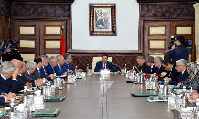 Six projets de décret au menu du prochain Conseil de gouvernement