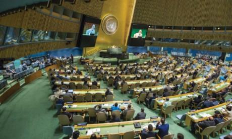 L'Assemblée générale approuve un budget de trois milliards de dollars pour 2020