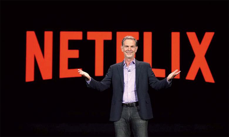 Netflix est devenue  l'une des références mondiales en matière de cinéma et de production de contenus. Ph: DR