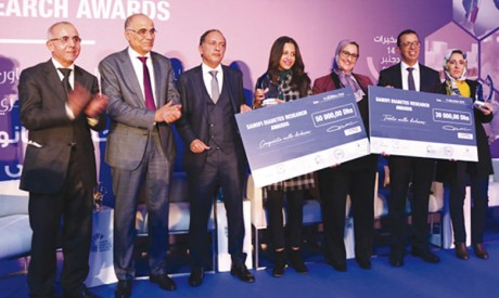 Sanofi récompense les travaux de deux chercheuses marocaines