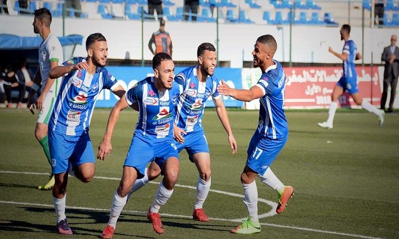 Chabab Rif Al Hoceïma interdit de recrutement par la FIFA