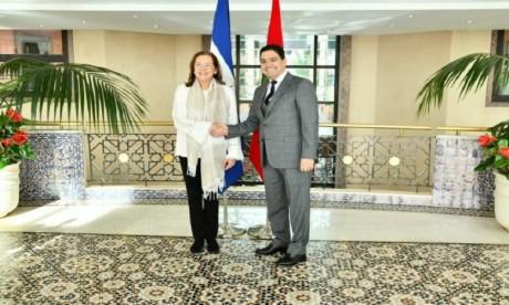 La République du Salvador confirme la marocanité du Sahara