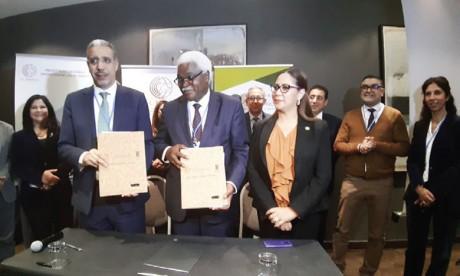Le 4C Maroc et CGLU Afrique conjuguent leurs compétences