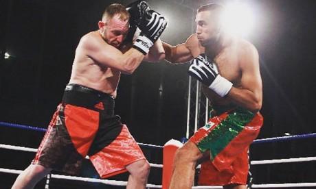 Hassan Saada livre son troisième combat pro ce samedi face à Dylan Colin