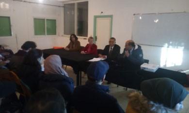 Session de formation au profit de 50 enseignants des matières scientifiques