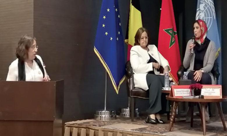 Une table ronde à Rabat pour soutenir le plaidoyer