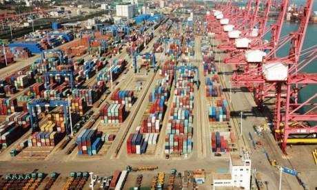 Quatre mois de baisse consécutifs pour les exportations chinoises