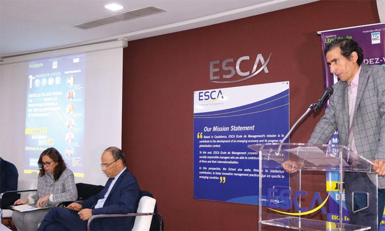 Pour le fondateur de Libre Entreprise, Mohamed Mounjid, «le Maroc a besoin de TPME pour grandir et les entreprises ont besoin de leur pays pour évoluer également». Ph. Seddik