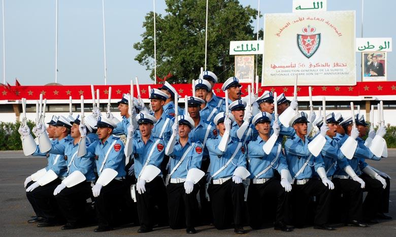 La Direction générale de la sûreté nationale (DGSN) a affirmé avoir pris toutes les dispositions nécessaires pour assurer le bon déroulement des concours d'accès aux cycles de la police. Ph : DR