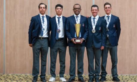 Le Maroc sacré champion par équipes, victoire égyptienne en individuel