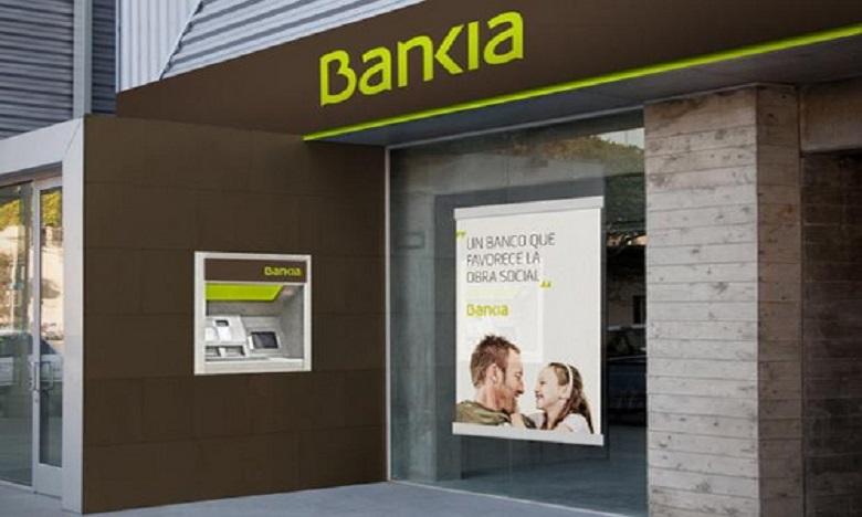 Bankia ouvre un siège à Casablanca