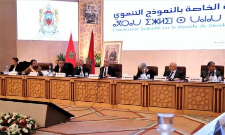 La Commission spéciale sur le modèle de développement procède à partir du 2 janvier à l'écoute des institutions et des forces vives de la nation