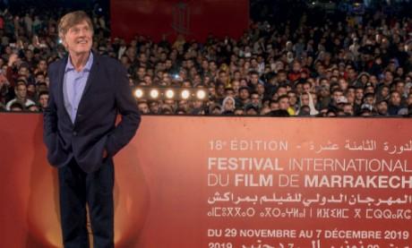 Robert Redford fasciné par le Maroc