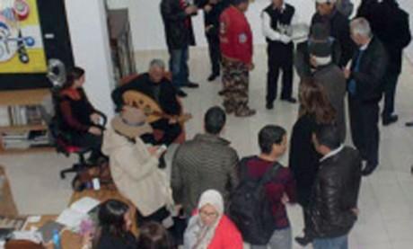 Seize artistes participent à la Nuit des galeries
