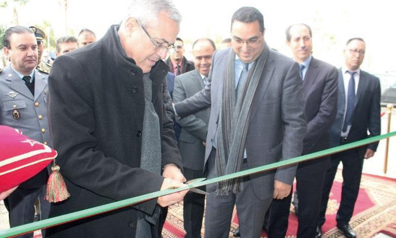 Inauguration du tribunal  de Première instance