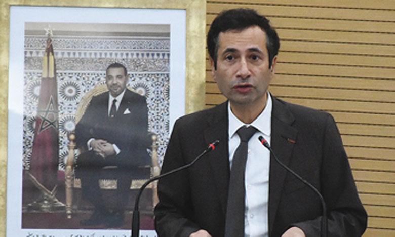 Mohamed Benchaâboun souligne l'importance  d'un espace régional permettant aux pays islamiques de s'intégrer dans les chaînes de valeur mondiales