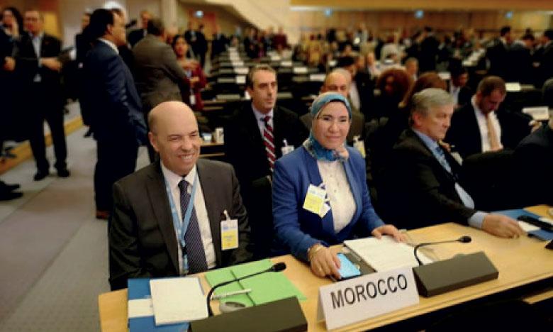 Le Maroc expose sa Stratégie  d'immigration et d'asile et met en avant  ses efforts pour l'intégration socio-économique des réfugiés