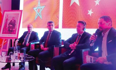 Les potentialités économiques  et d'investissement des provinces du Sud  présentées aux hommes d'affaires chinois
