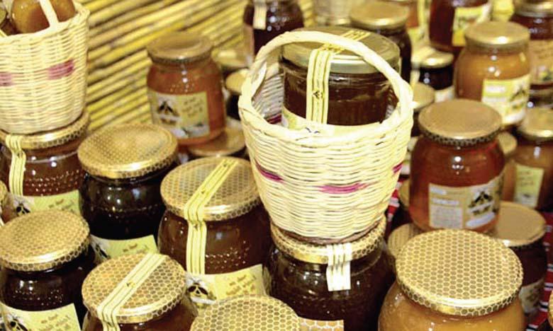 25 exposants «vendent» le terroir marocain