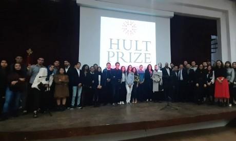 L'ENCG El-Jadida accueille la compétition internationale «Hult Prize»