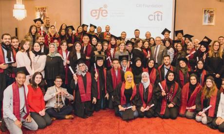 EFE/Fondation Citi : Une collaboration qui a largement porté ses fruits
