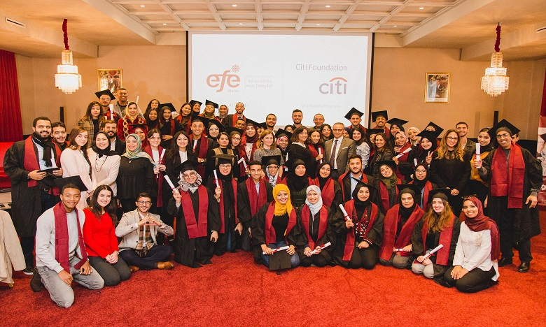 Employabilité :  EFE et la Fondation Citi renforcent leur partenariat