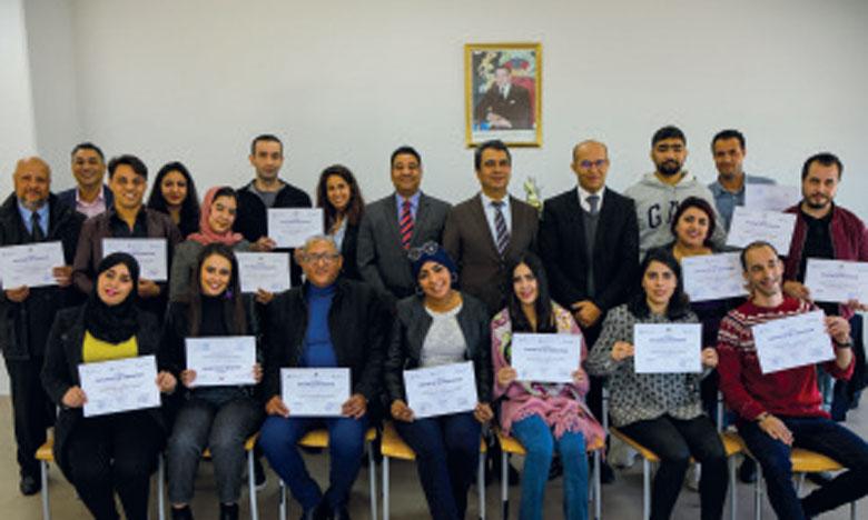 Le Matin - L'UM6SS célèbre sa première promotion de diplômés  en stérilisation hospitalière