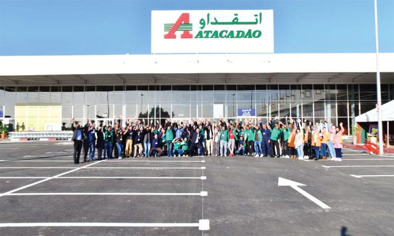 Le nouveau magasin propose un assortiment de plus de 7.000 références, couvre une surface de vente de 4.000 m², emploie 122 personnes et dispose de 330 places de parking.