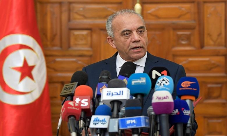Le nouveau gouvernement tunisien désigné