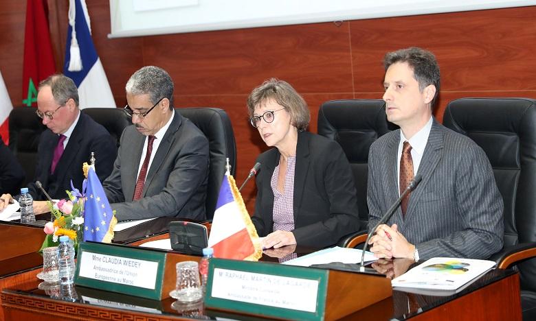 Maroc-UE : jumelage pour appuyer la Charte nationale de l'environnement et du développement durable