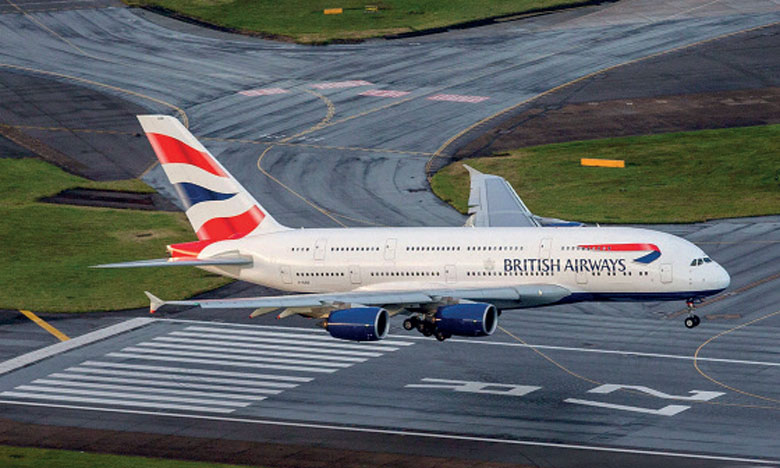Coronavirus : British Airways suspend ses vols envers la Chine