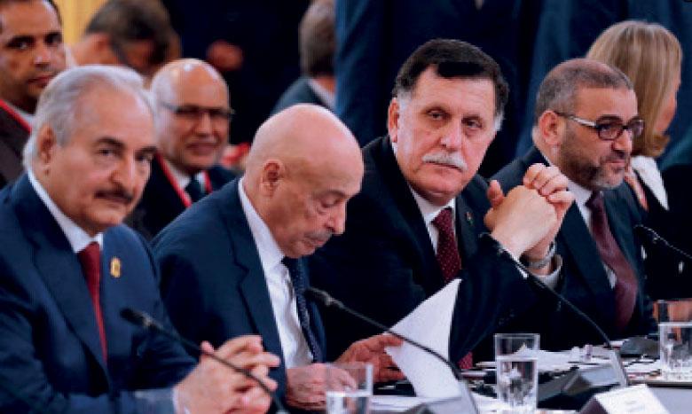 Fayez al-Sarraj participera  à la conférence de Berlin