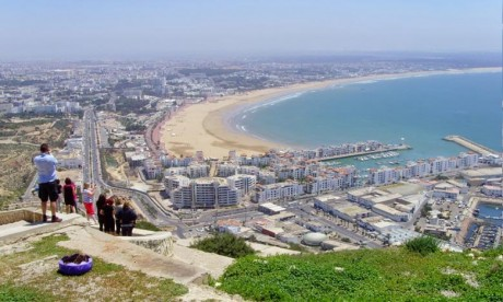 Les nationaux en tête des arrivées touristiques à Agadir