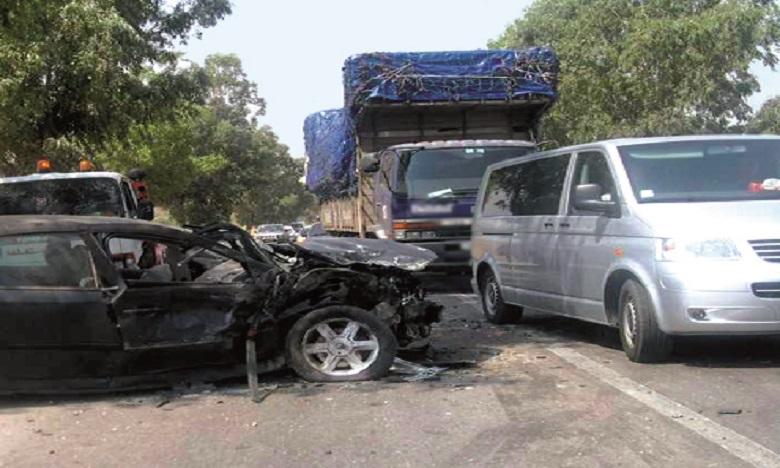 13 morts et 1.950 blessés dans des accidents de la circulation du 13 au 19 janvier