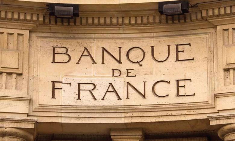 Selon la BdF, en décembre, l'activité des services a «fortement» ralenti du fait des grèves.