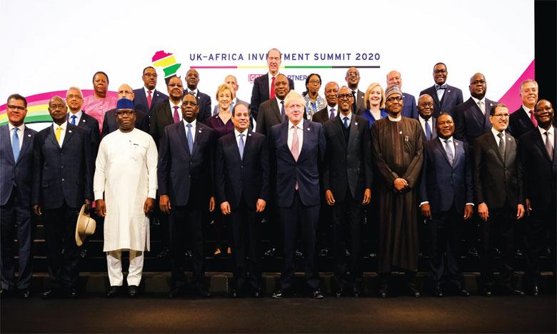 Le Chef du gouvernement met en avant le rôle du Maroc  dans le raffermissement du partenariat entre l'Afrique  et le Royaume-Uni après le Brexit