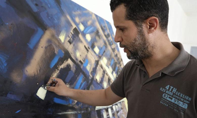 Mohamed Kharrat, l'artiste  et le pédagogue