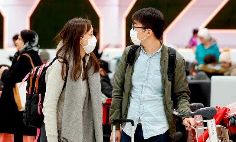 Le bilan de l'épidémie de pneumonie virale en Chine atteint 2.744 cas confirmés dans l'ensemble du pays, après la découverte de 769 nouveaux cas. Ph : AFP