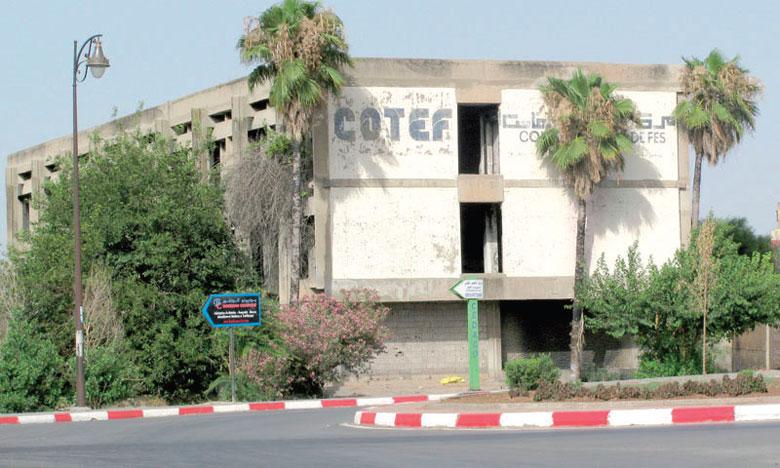 Le terrain de l'ex-COTEF ouvert à la création  de projets industriels