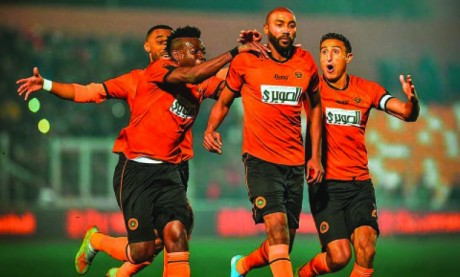 La RSB corrige l'ESAE FC à Cotonou et valide  sa qualification en quarts de finale