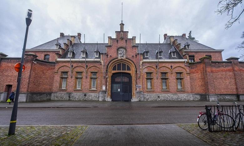 Oualid Sekkaki s'était évadé en décembre dernier de la prison belge de Turnhout. Ph. DR