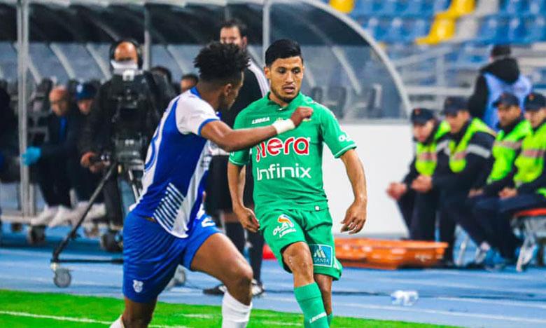 Le Raja surclasse l'Ittihad de Tanger et remonte  à la troisième place