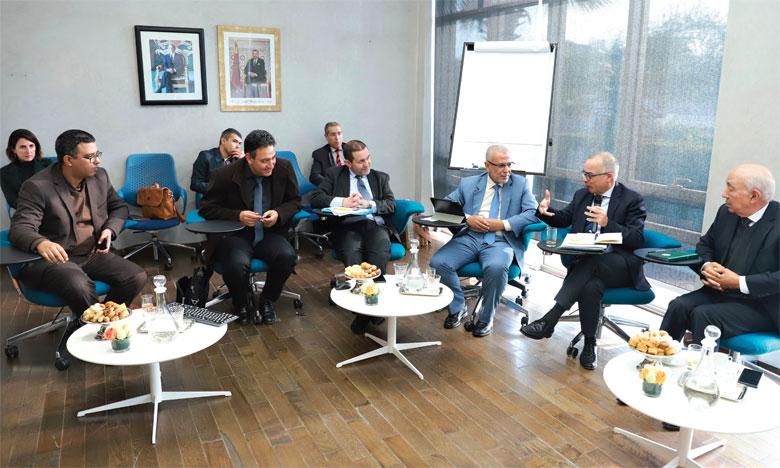 La CSMD entame avec le PJD ses séances d'écoute des partis politiques et des syndicats.