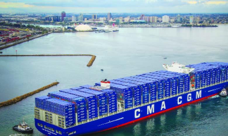 CMA CGM se met au Networking pour ses clients