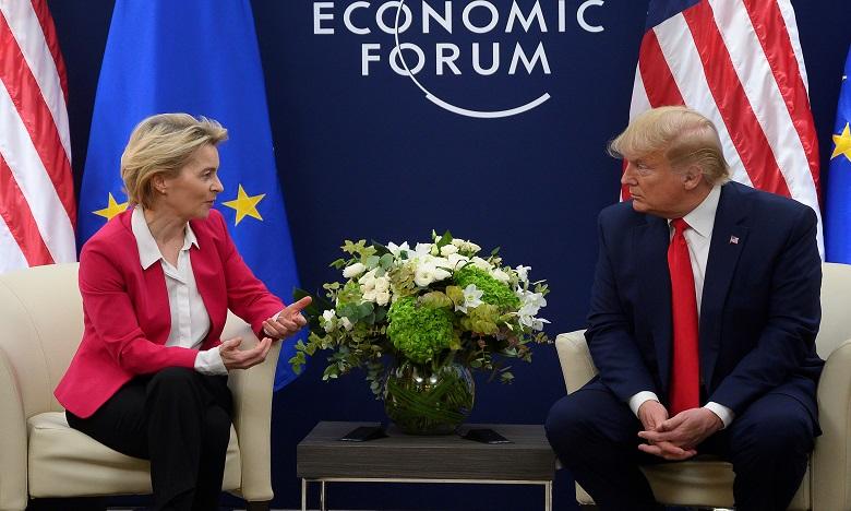 Les Etats-Unis et l'UE discutent d'un