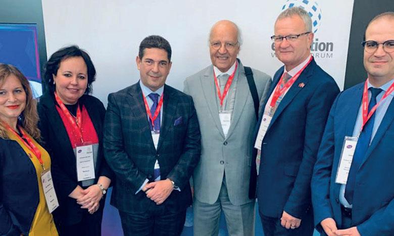 Forum mondial de l'éducation avec la participation du Maroc