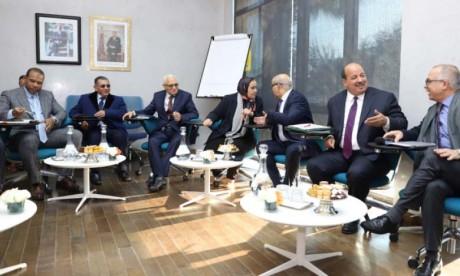 L'UGTM et la CDT exposent leurs visions du nouveau  modèle de développement