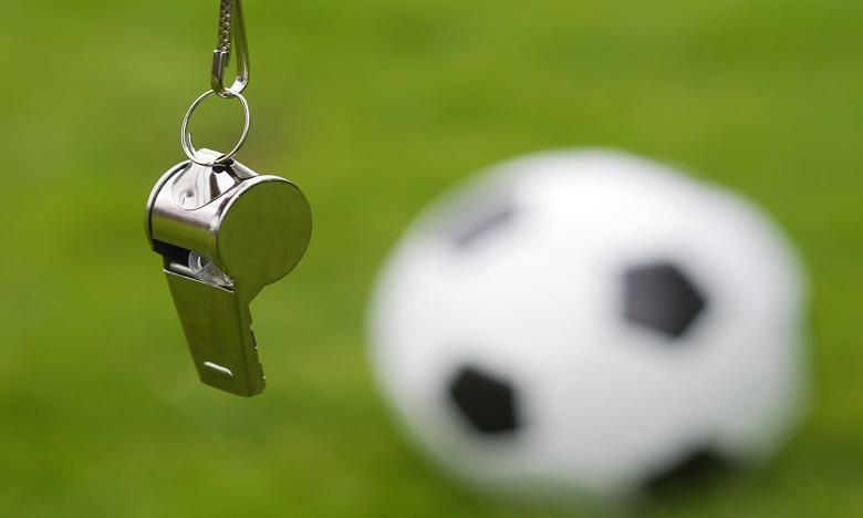 Mondial 2022: Redouane Jayed dans la liste des arbitres candidats